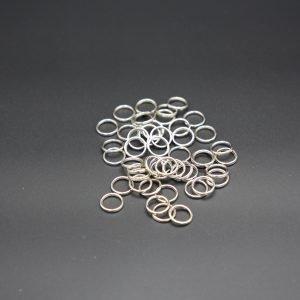 Roman shade rings Cordless-Shade.com