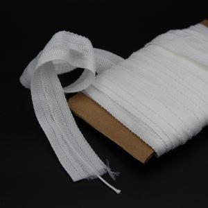 Roman twill tape encased lift cord Cordless-Shade.com