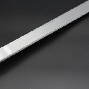 Aluminum weight bar for Roman shades Cordless-Shade.com