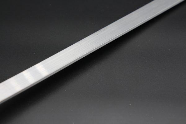 Aluminum weight bar for Roman shades Cordless-Shade.com