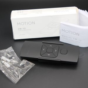 Coulisse motion motorized remote Cordless-Shade.com
