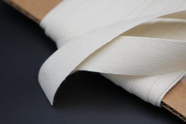 Twill tape natural one inch Cordless-Shade.com