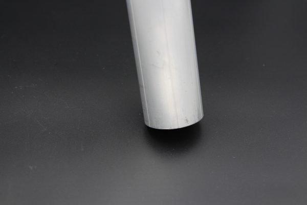 "aluminum tube for Roman shades 1.5"""